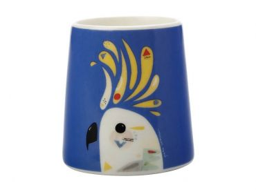 Pete Cromer Egg Cup Cockatoo