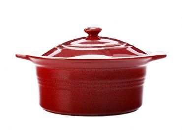 Cucina Round Casserole with Lid 2.4L