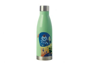 Pete Cromer Double Wall Insulated Bottle 500ML Lorikeet