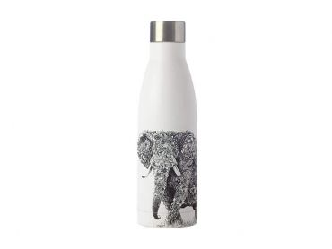 Marini Ferlazzo Double Wall Insulated Bottle 500ML African Elephant